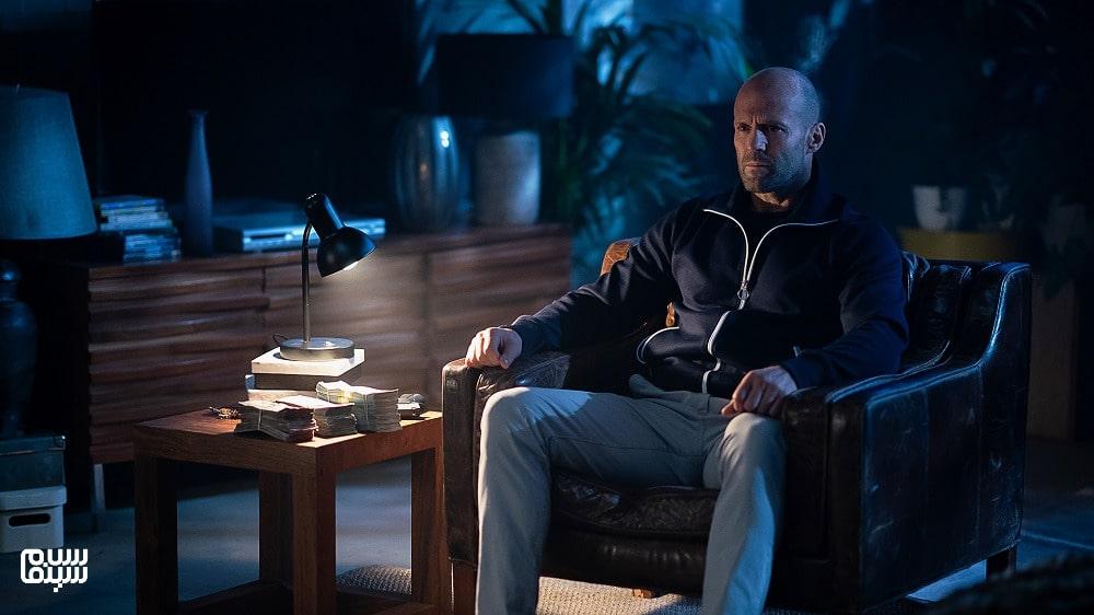 بهترین فیلمهای جنایی 2021-خشم انسان-جیسون استاتهام