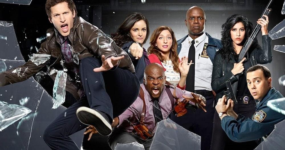 بهترین سریال جنایی - بروکلین ناین ناین (Brooklyn Nine-Nine)