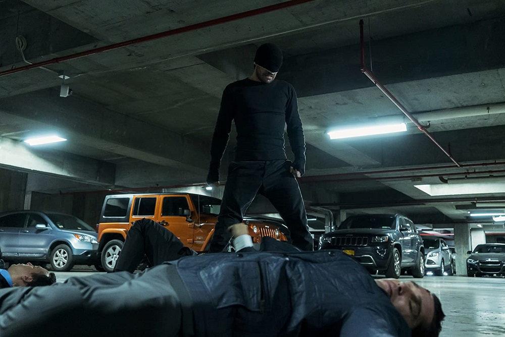 بی باک (Daredevil) - بهترین سریال های جنایی