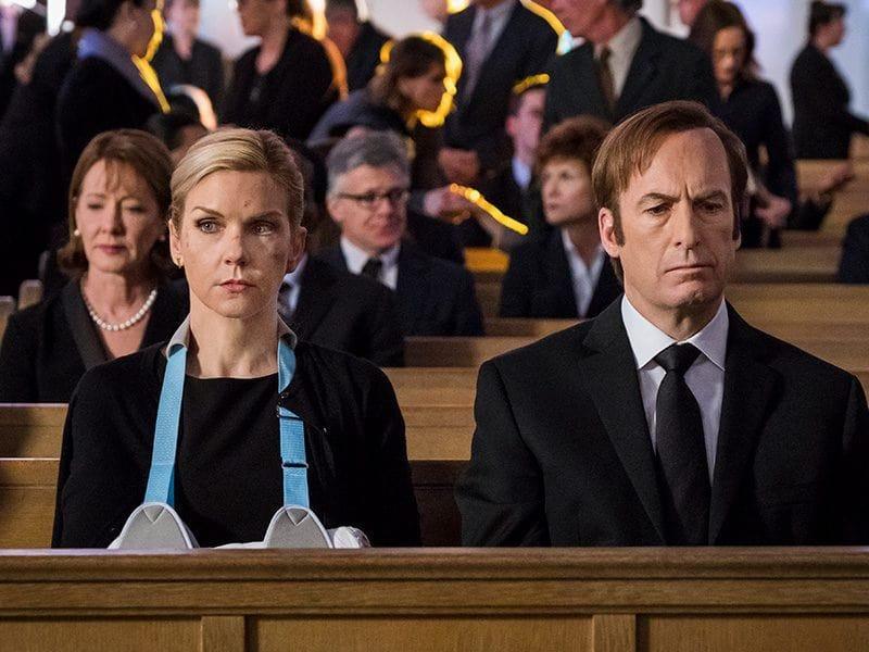 بهتره با ساول تماس بگیری (Better Call Saul) - بهترین سریال های جنایی