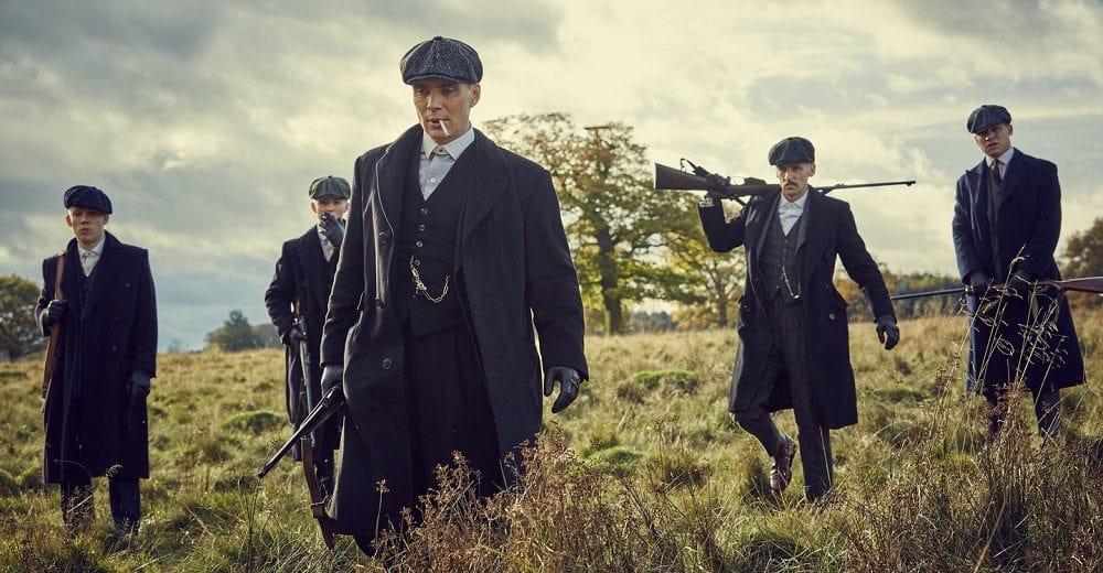 پیکی بلایندرز (Peaky Blinders) - بهترین سریال های جنایی