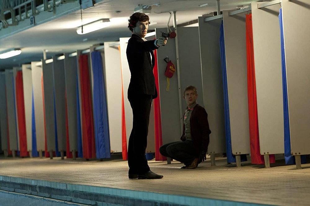 شرلوک (Sherlock) - بهترین سریال های جنایی