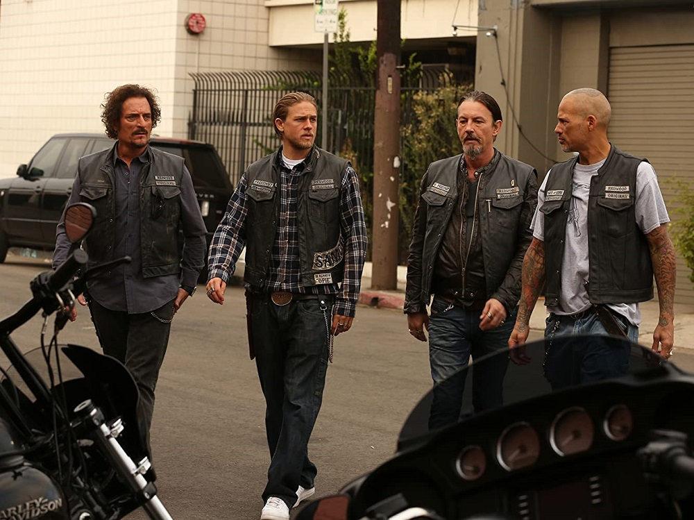 فرزندان هرج و مرج (Sons of Anarchy) - بهترین سریال های جنایی
