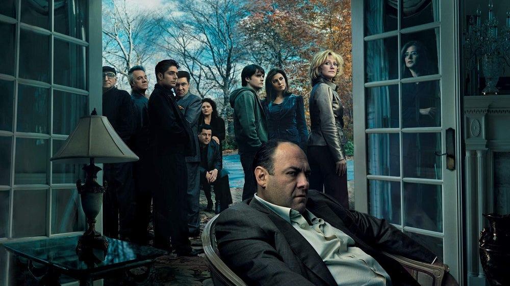 خانواده سوپرانو (The Sopranos) - بهترین سریال های جنایی
