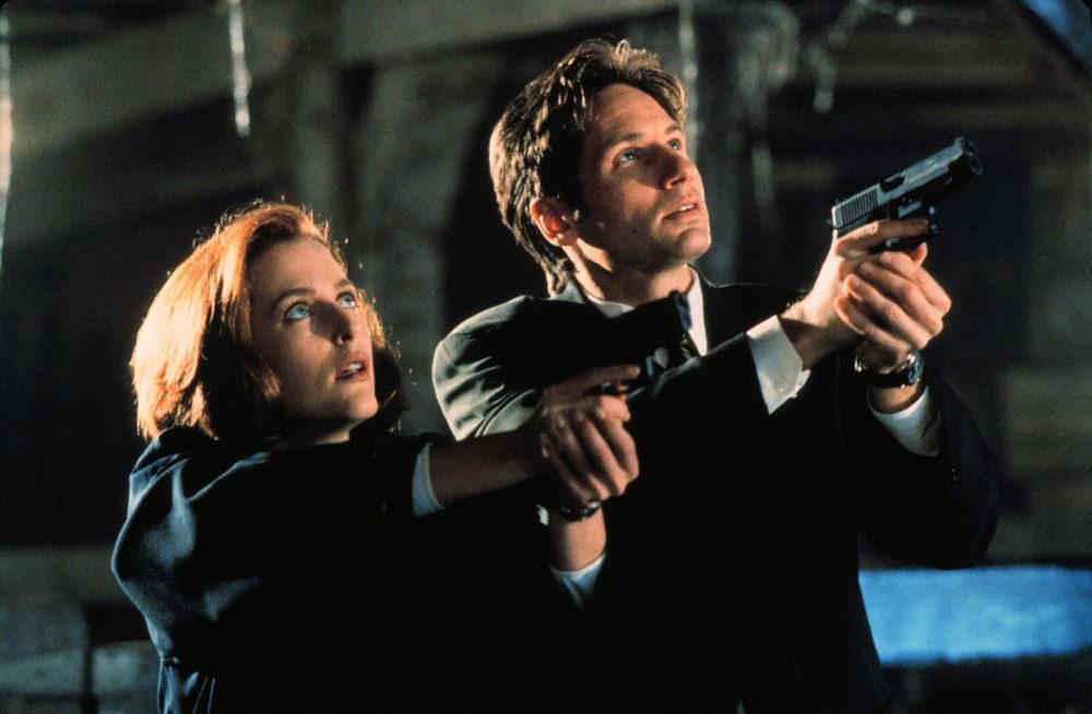 پرونده های ایکس (The X-Files) - بهترین سریال های جنایی