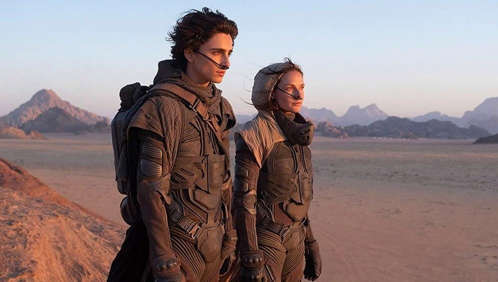 بهترین فیلم های علمی تخیلی 2020 - تل ماسه (Dune)