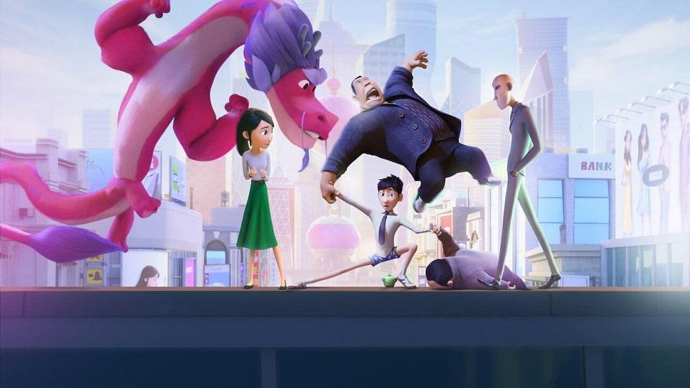 بهترین انیمیشنهای 2021-اژدهای آرزو