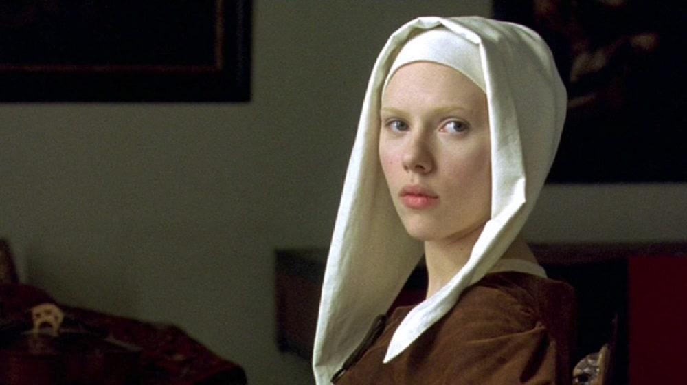 بهترین فیلمهای اسکارلت جوهانسون-دختری با گوشواره مروارید