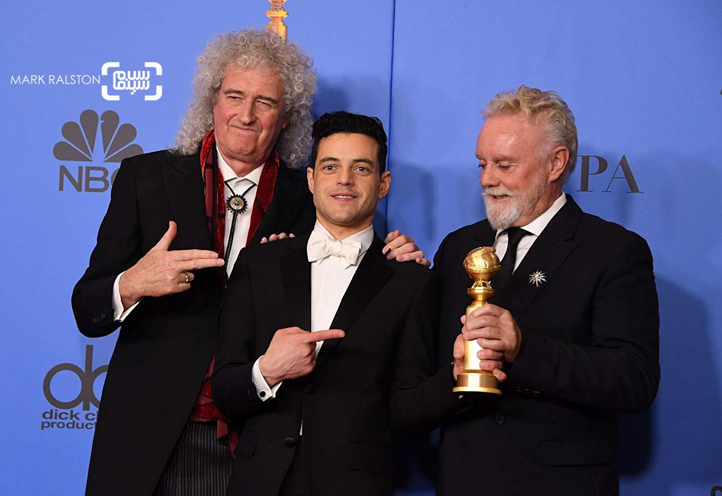 گزارش تصویری از جوایز گلدن گلوب 2019