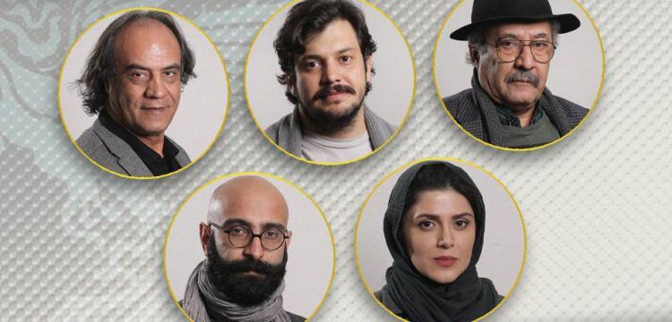 معرفی هیأت داوران بخش مسابقه تبلیغات جشنواره فجر 36