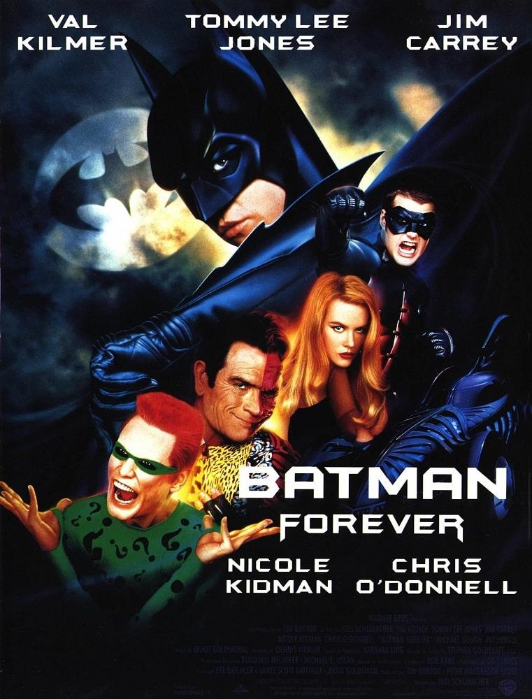فیلم های مطرحی که دنیل دی لوئیس بازی در آن ها را نپذیرفت - بتمن (Batman)