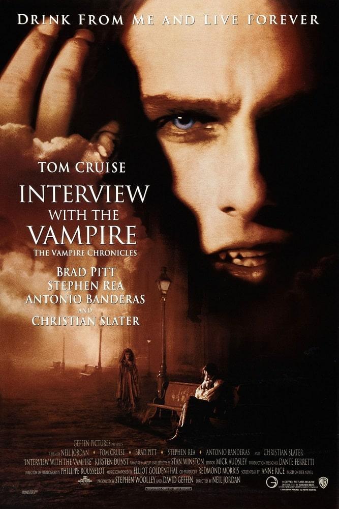 فیلم های مطرحی که دنیل دی لوئیس بازی در آن ها را نپذیرفت - مصاحبه با خون آشام (Interview With A Vampire)