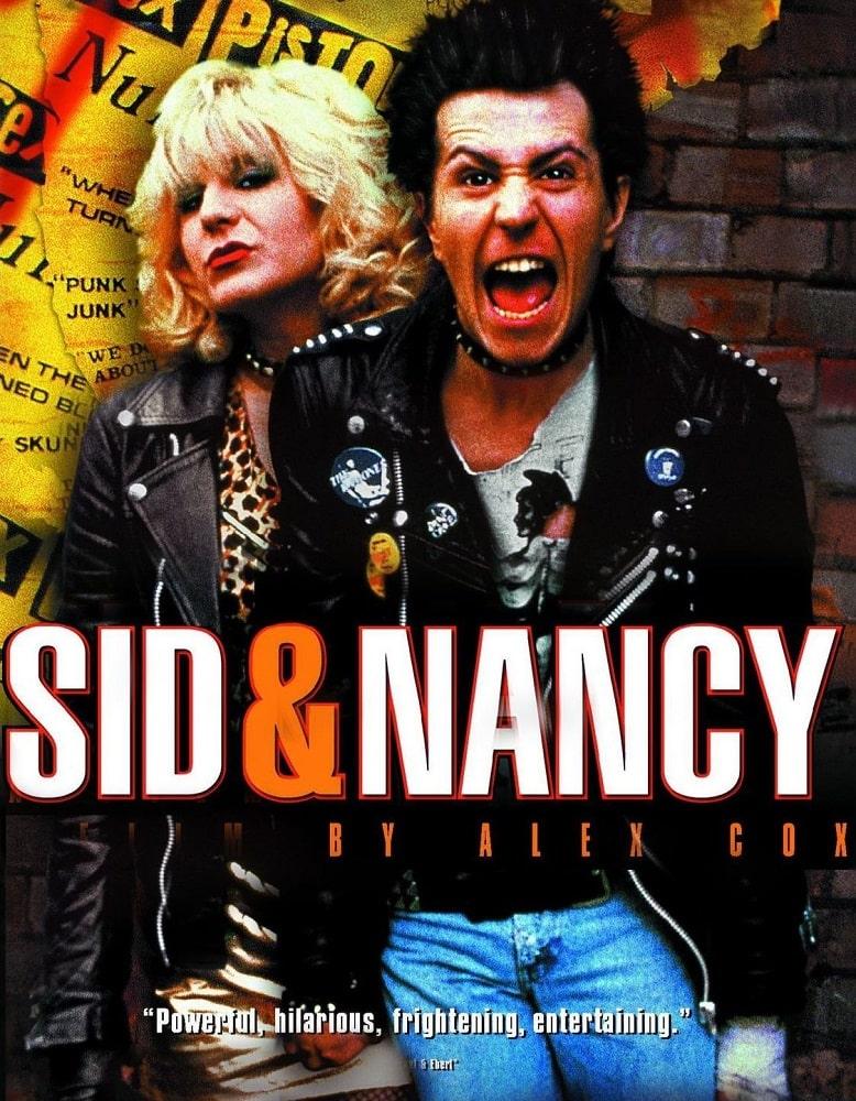 فیلم های مطرحی که دنیل دی لوئیس بازی در آن ها را نپذیرفت - سید و نانسی (Sid & nancy)