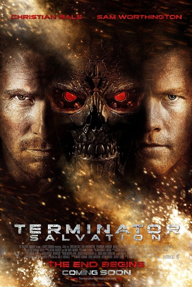 فیلم های مطرحی که دنیل دی لوئیس بازی در آن ها را نپذیرفت - رستگاری نابودگر (Terminator Salvation)