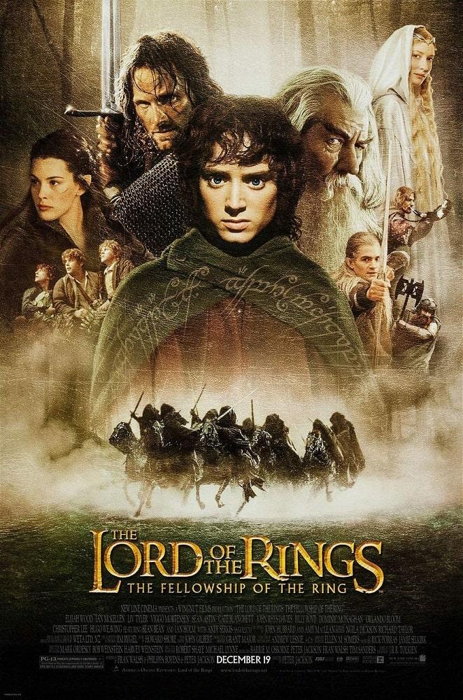 فیلم های مطرحی که دنیل دی لوئیس بازی در آن ها را نپذیرفت - ارباب حلقه ها (the lord of the rings)
