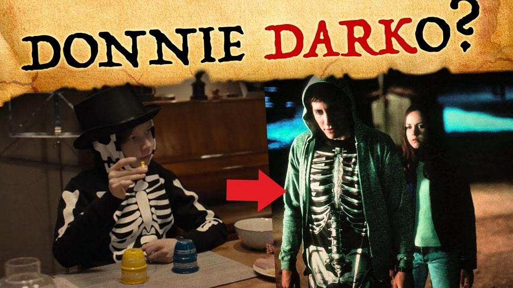 نکات جذاب و خواندنی سریال دارک (Dark) - لباس اسکلتی میکل - دانی دارکو