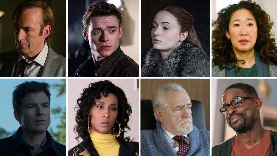 نامزدهای امی بهترین سریال های درام 2019