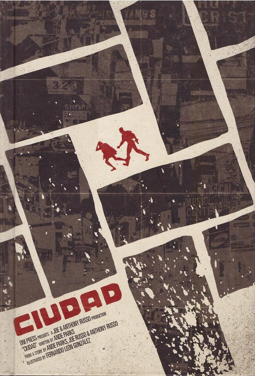 کتاب مصور «شهر» (Ciudad)
