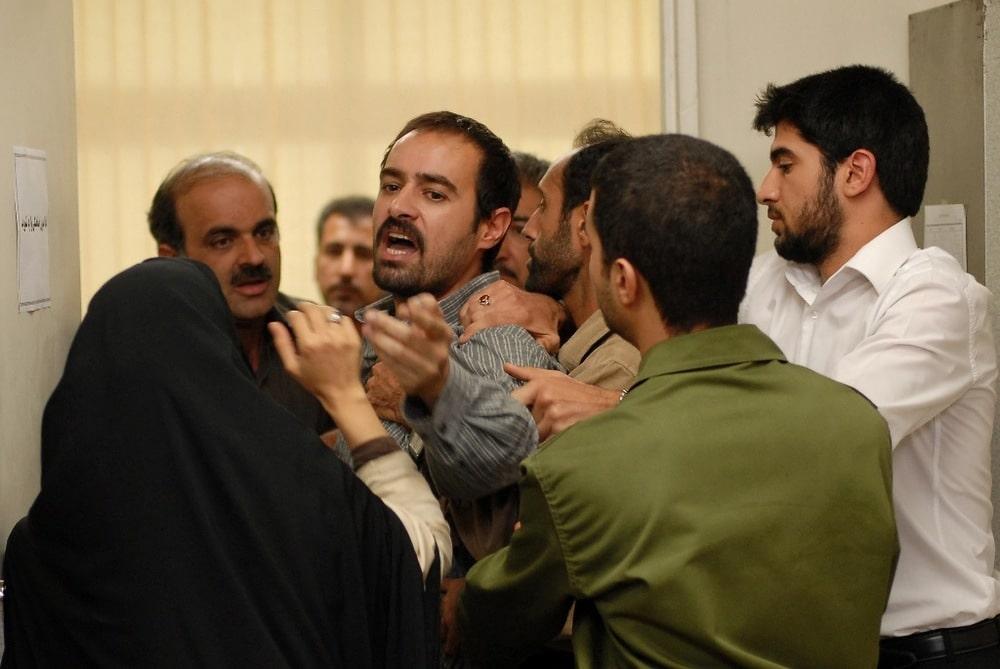 ویژگی فیلم های اصغر فرهادی- مرد سنتی- حجت
