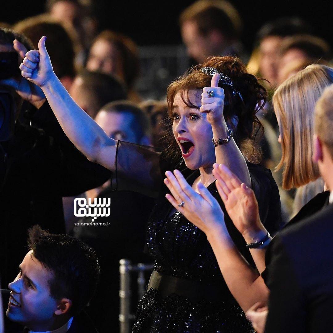 هلنا بانهم کارتر - انجمن بازیگران آمریکا(SAG Awards 2020)