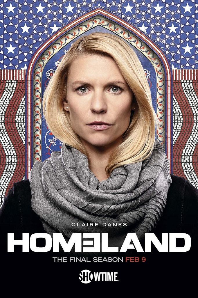 فصل پایانی سریال «هوملند» (Homeland)