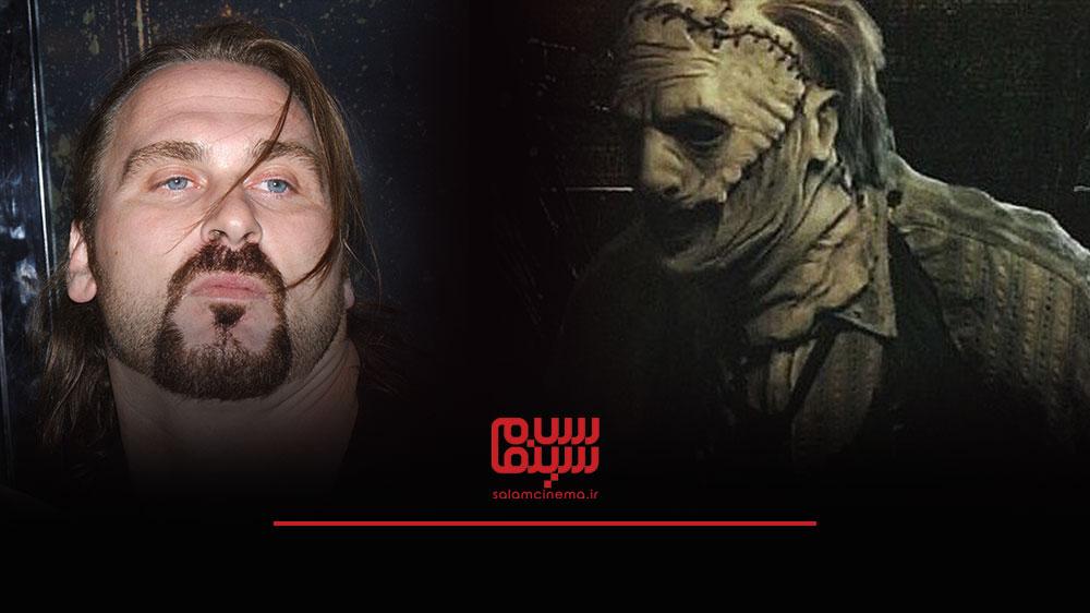گریم های عجیب بازیگران در فیلم های ترسناک و چهره واقعی آن ها - اندرو براینیارسکی (Andrew Bryniarski)