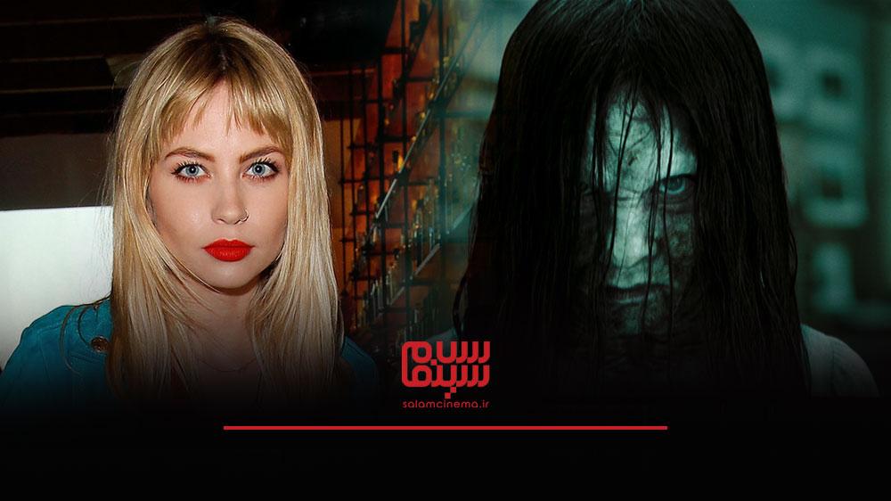 گریم های عجیب بازیگران در فیلم های ترسناک و چهره واقعی آن ها - دیوی چیس (Daveigh Chase)