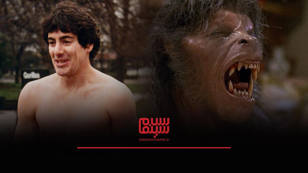 گریم های عجیب بازیگران در فیلم های ترسناک و چهره واقعی آن ها - دیوید ناتن (David Naughton)