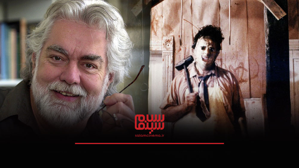 گریم های عجیب بازیگران در فیلم های ترسناک و چهره واقعی آن ها - گانر هانسن (Gunnar Hansen)