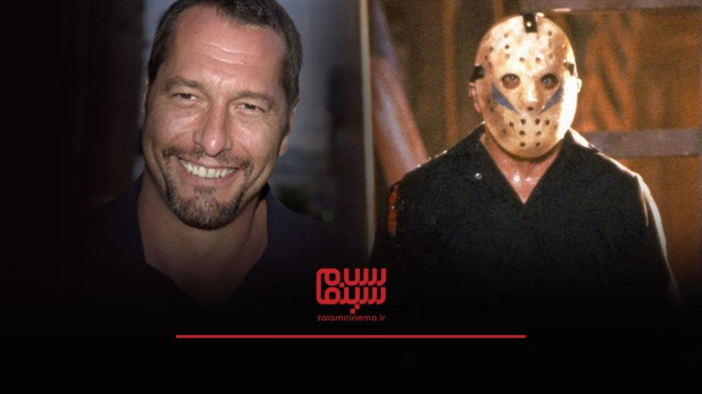 گریم های عجیب بازیگران در فیلم های ترسناک و چهره واقعی آن ها - کن کیرزینگر (Ken Kirzinger)