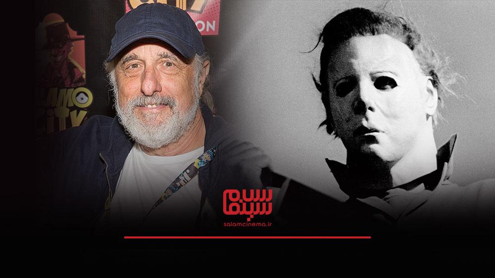 گریم های عجیب بازیگران در فیلم های ترسناک و چهره واقعی آن ها - نیک کسل (Nick Castle)