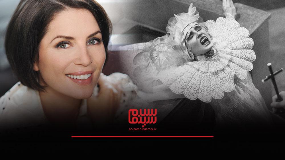 گریم های عجیب بازیگران در فیلم های ترسناک و چهره واقعی آن ها - سادی فراست (Sadie Frost)