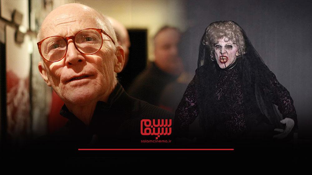 گریم های عجیب بازیگران در فیلم های ترسناک و چهره واقعی آن ها - تام فیتزپاتریک (Tom Fitzpatrick)