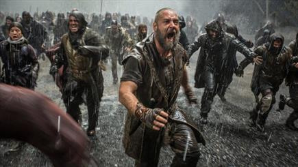 """اکران فیلم """"نوح"""" در چین هم ممنوع شد"""