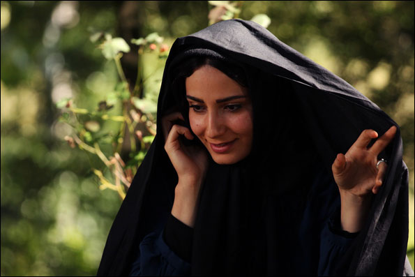 سمیرا حسن پور در فیلم تمشک