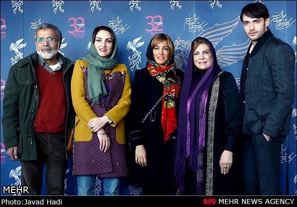 عکس نشست خبری فیلم افخمی در جشنواره فیلم فجر