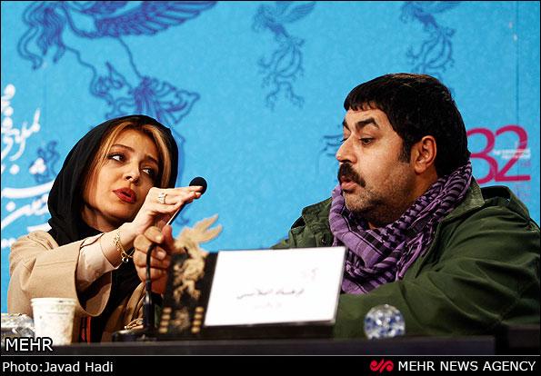 نشست خبری فیلم «خواب زده ها» در سی و دومین جشنواره فیلم فجر