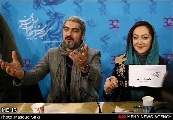 تمشک-نیکی کریمی- مهدی پاکدل