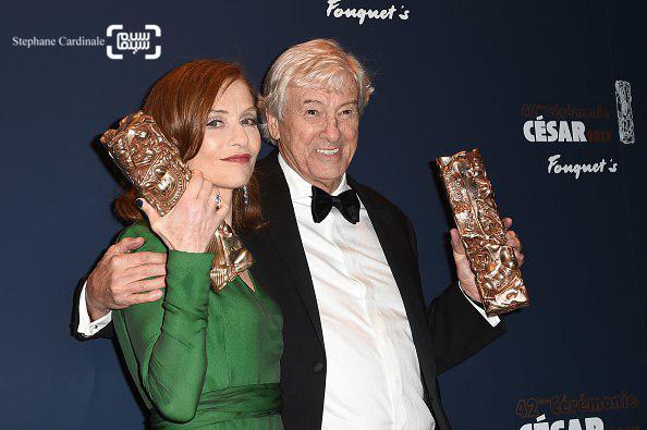 جایزه برتر سینمای فرانسه برای «او»/ معرفی برندگان سزار