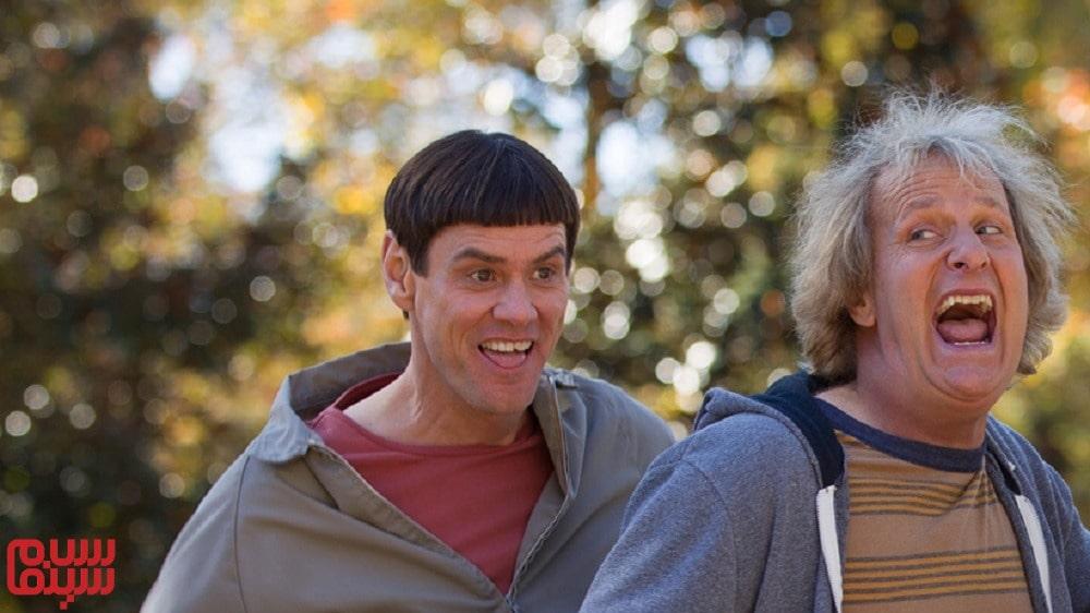 احمق و احمقتر-Dumb and Dumber-بهترین فیلمهای جیم کری