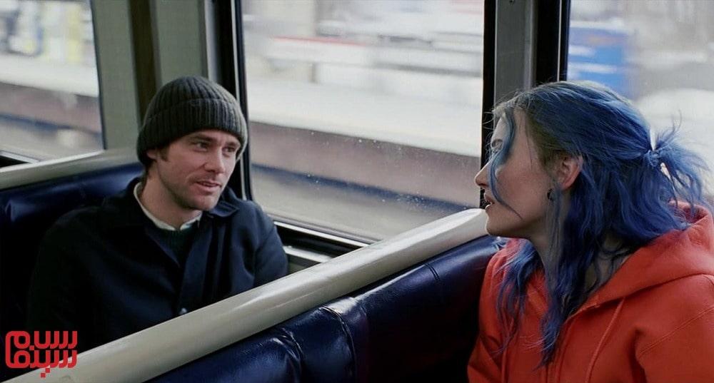درخشش ابدی یک ذهن پاک-Eternal Sunshine of the Spotless Mind-بهترین فیلمهای جیم کری