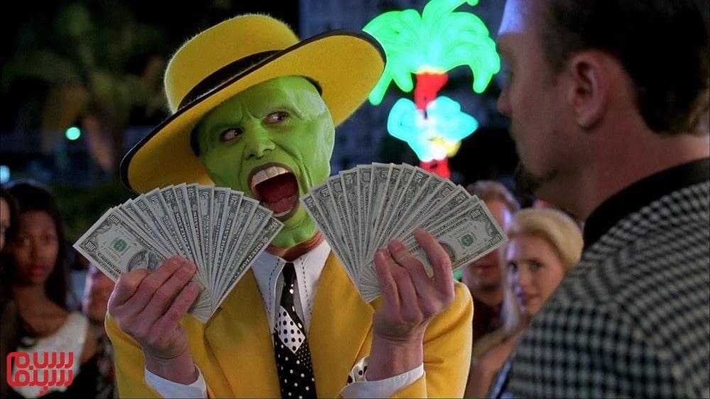 ماسک-The Mask-بهترین فیلمهای جیم کری