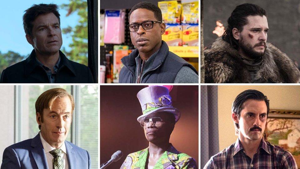 نامزد بهترین بازیگر نقش اول مرد در سریال درام در امی 2019