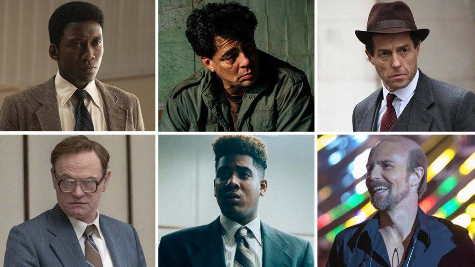 بهترین بازیگر مرد در سریال کوتاه یا فیلم تلویزیونی در امی 2019