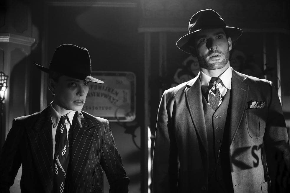 معرفی فصل پنجم سریال لوسیفر (Lucifer) - تام الیس و لورن جرمن در فصل 5
