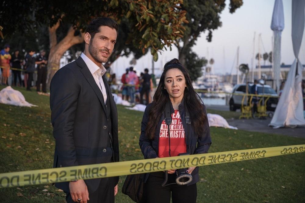 معرفی فصل پنجم سریال لوسیفر (Lucifer) - تام الیس و ایمی گارسیا در فصل 5