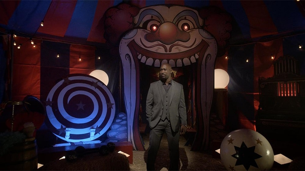 معرفی فصل پنجم سریال اوسیفر (Lucifer) - دی بی وودساید در فصل 5