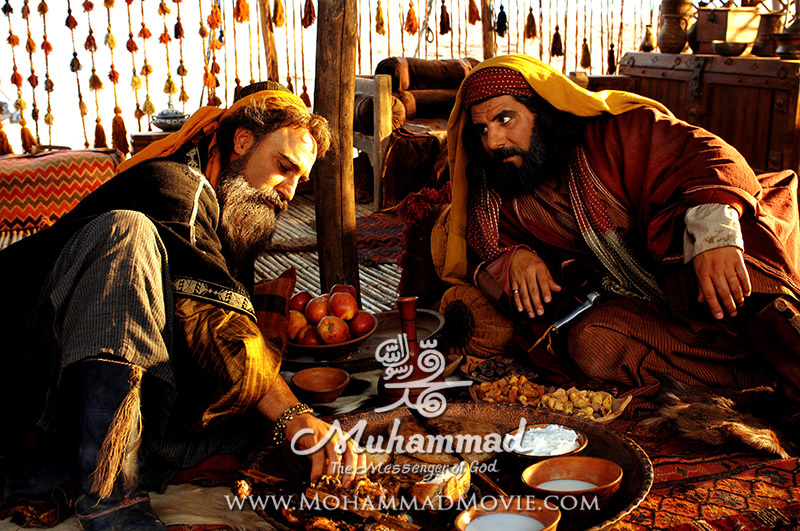 فیلم حضرت محمد