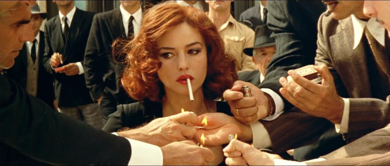 مونیکا بلوچی در فیلم مالنا