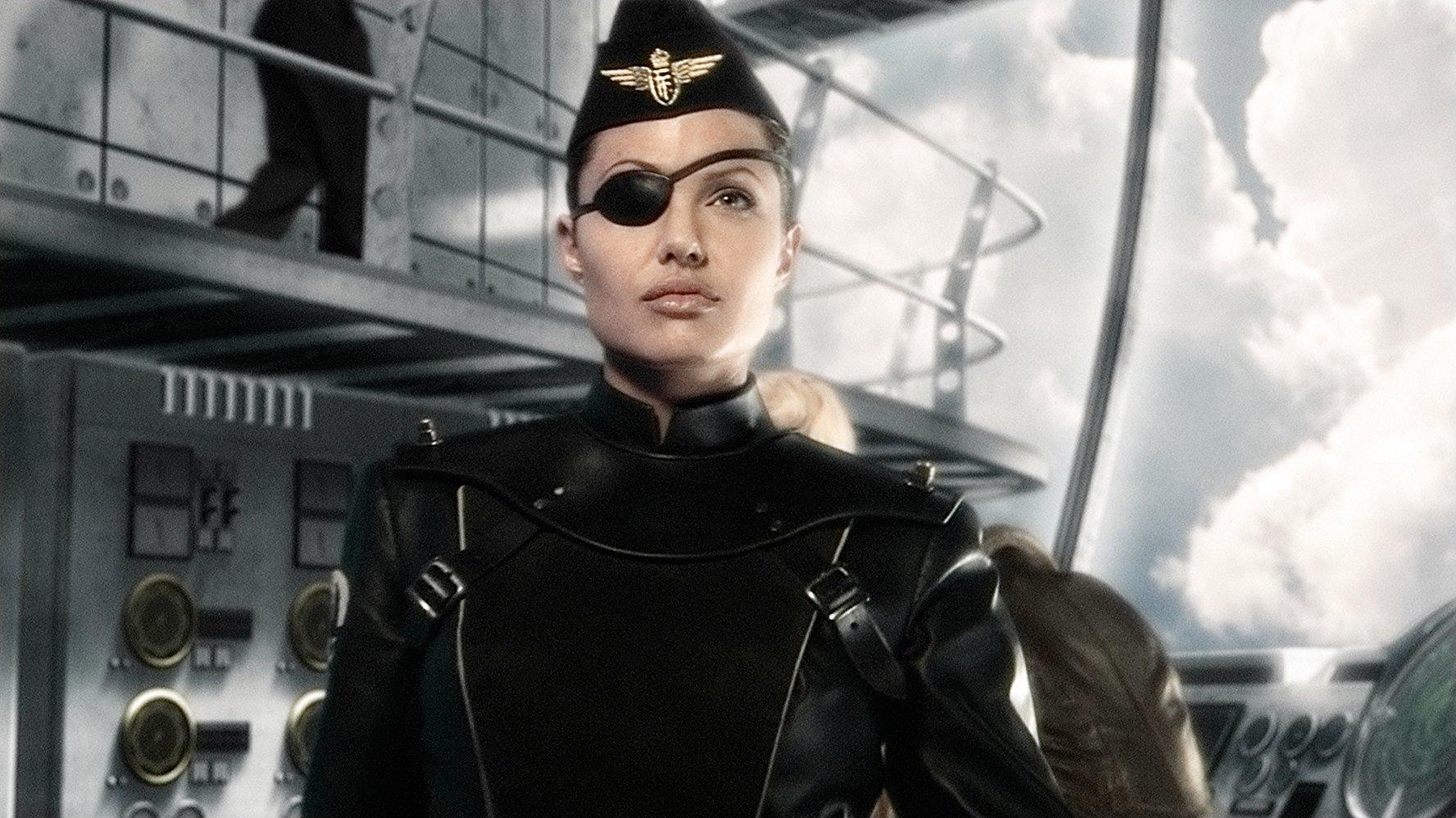 نمایی از فیلم کاپیتان اسکای و دنیای فردا